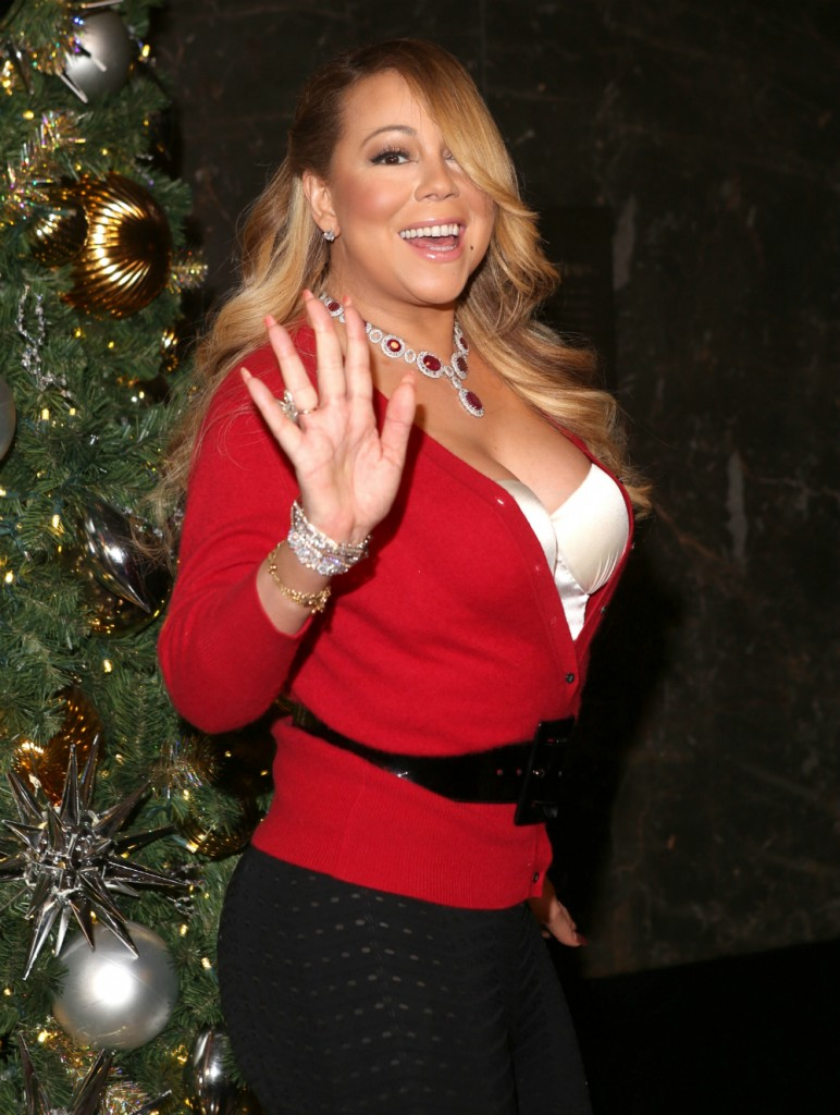 Mariah Carey's All I Want for Christmas voted most annoying in UK poll