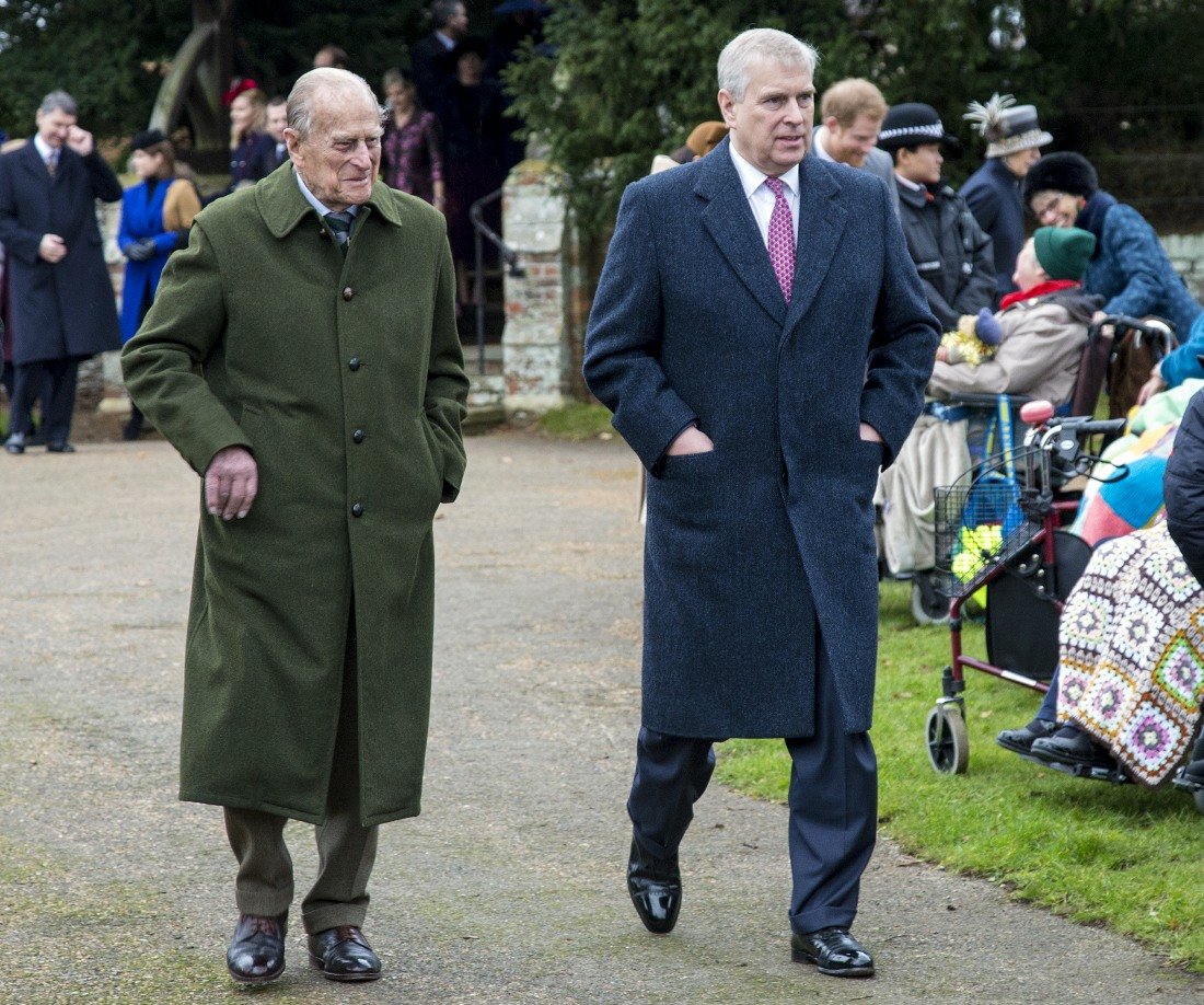 Prince Andrew still plans to walk to church with the royal family on Christmas Day