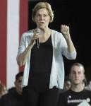 Democratic Presidential candidate Senato...