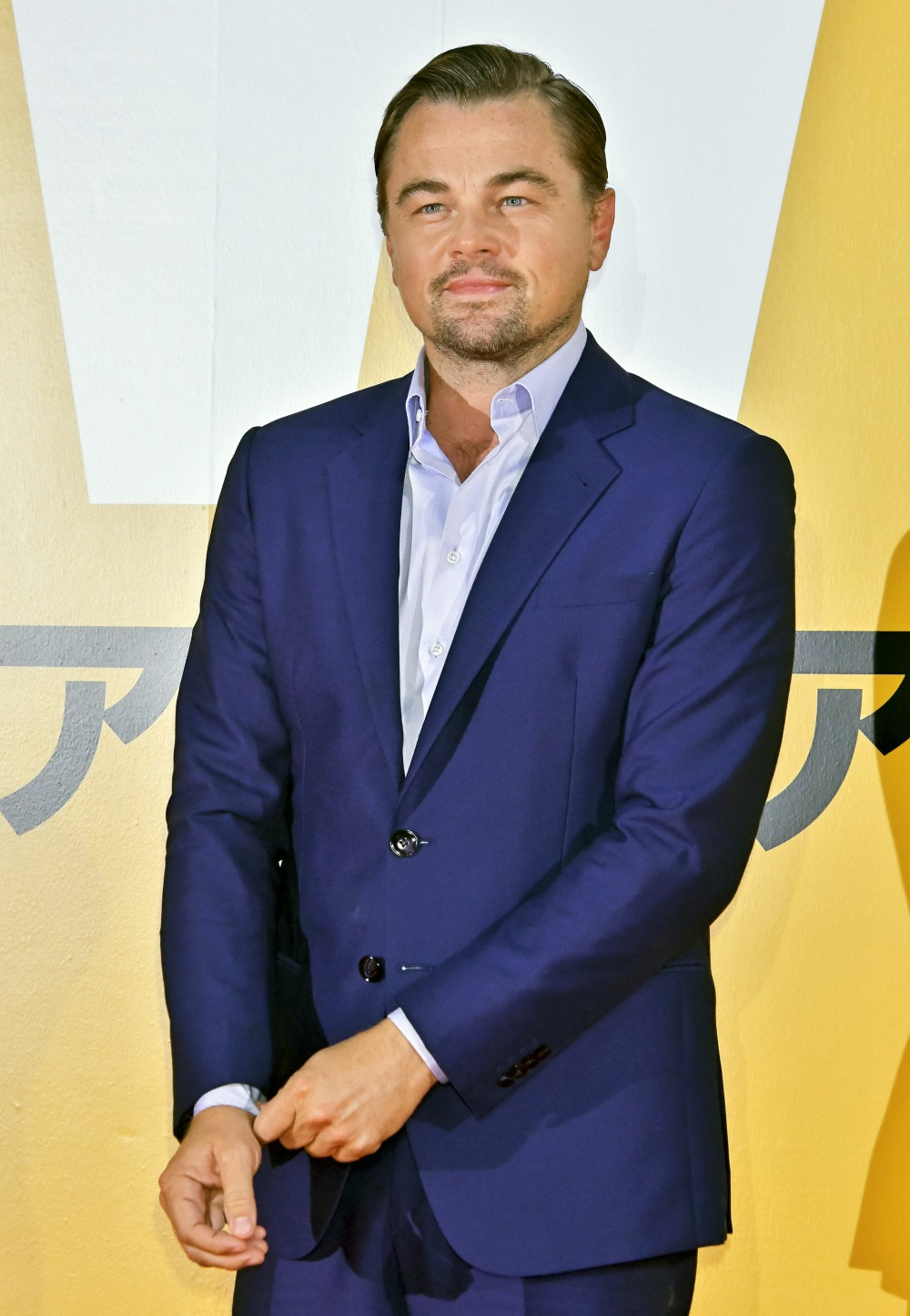 Leonardo DiCaprio at the premiere of the movie 'Once Upon a Time in ... Hollywood' at the Tokyo Midtown Hibiya. Tokyo, 26.08.2019 | usage worldwide