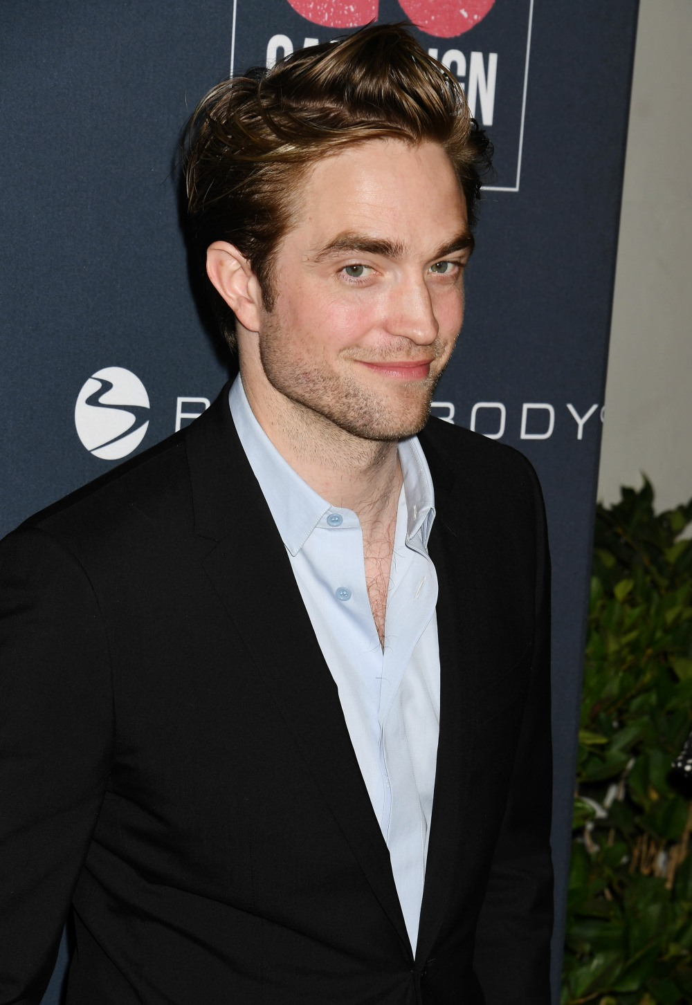 Robert Pattinson at the Go Campaign's 13th Annual Go Gala at NeueHouse Hollywood