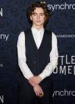 Timothee Chalamet at arrivals for LITTLE...