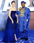 Daisy Ridley, John Boyega poses at European Premier of Star Wars: The Rise of Skywalker on Wednesday 18 December 2019