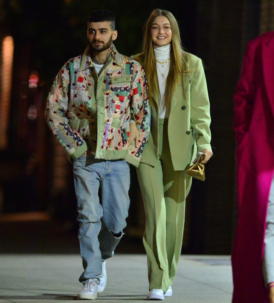 Gigi Hadid e Zayn Malik sorprendono il mondo con la loro riconciliazione per il suo compleanno a New York