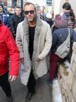 Jude Law attends the Sundance Film Festival  in Utah