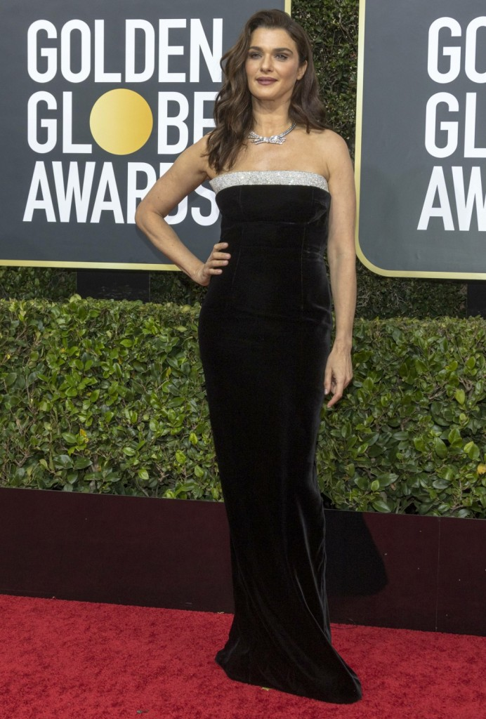Rachel Weisz attends the 77th Annual Golden Globe Awards, Golden Globes, at Hotel Beverly Hilton in Beverly Hills, Los Angeles, USA, on 05 January 2020. | usage worldwide