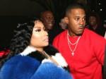 Nicki Minaj Hosts Church on Sundays Grammy weekend party at Argyle in Hollywood