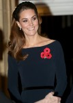 Catherine, Duchessa di Cambridge partecipa all'annuale Royal British Legion Festival of Remembrance presso la Royal Albert Hall il 09 novembre 2019 a Londra, Inghilterra.