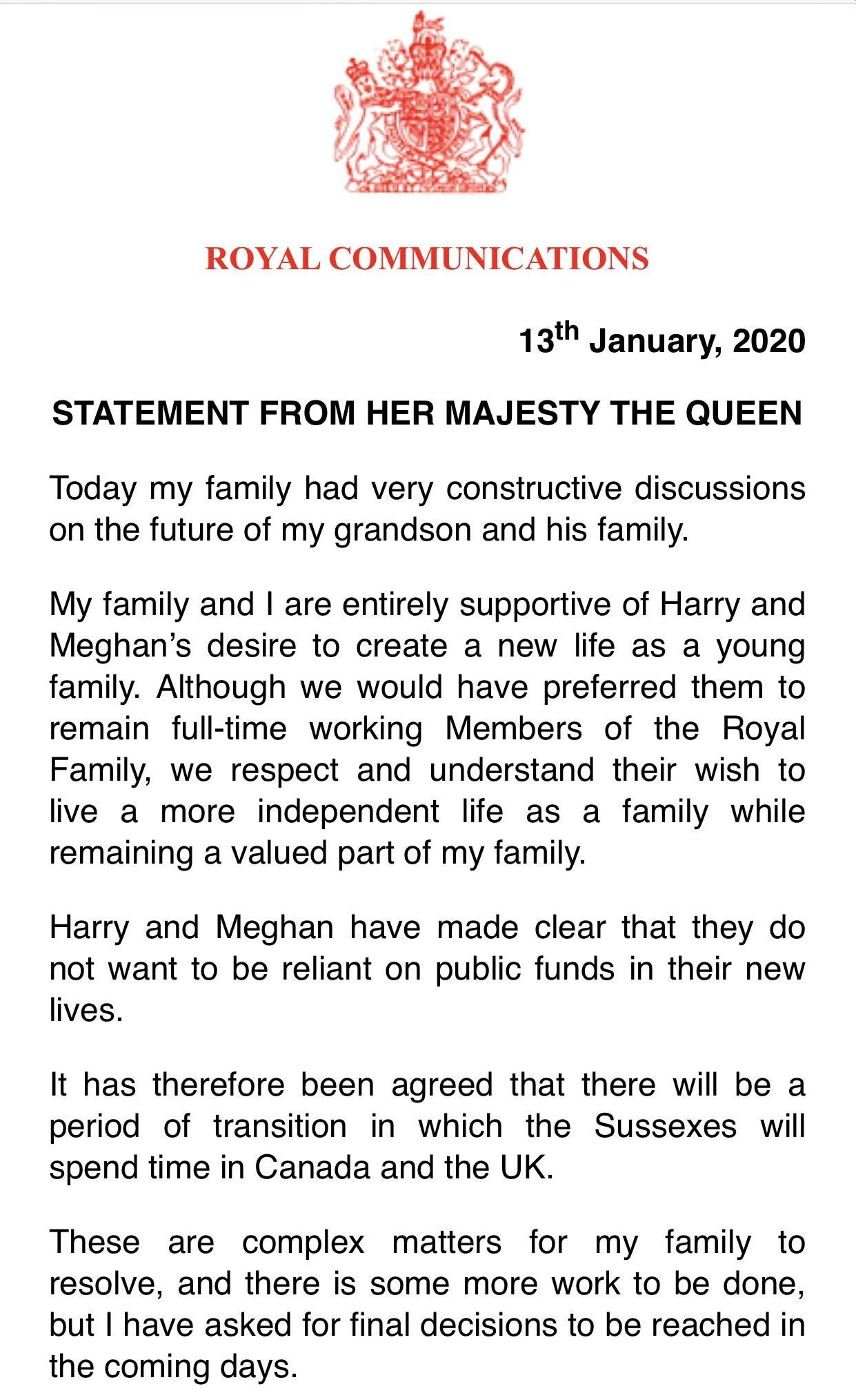queen harry