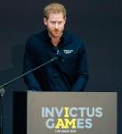 Il principe Harry, duca di Sussex, partecipa al lancio di The Invictus Games 2020