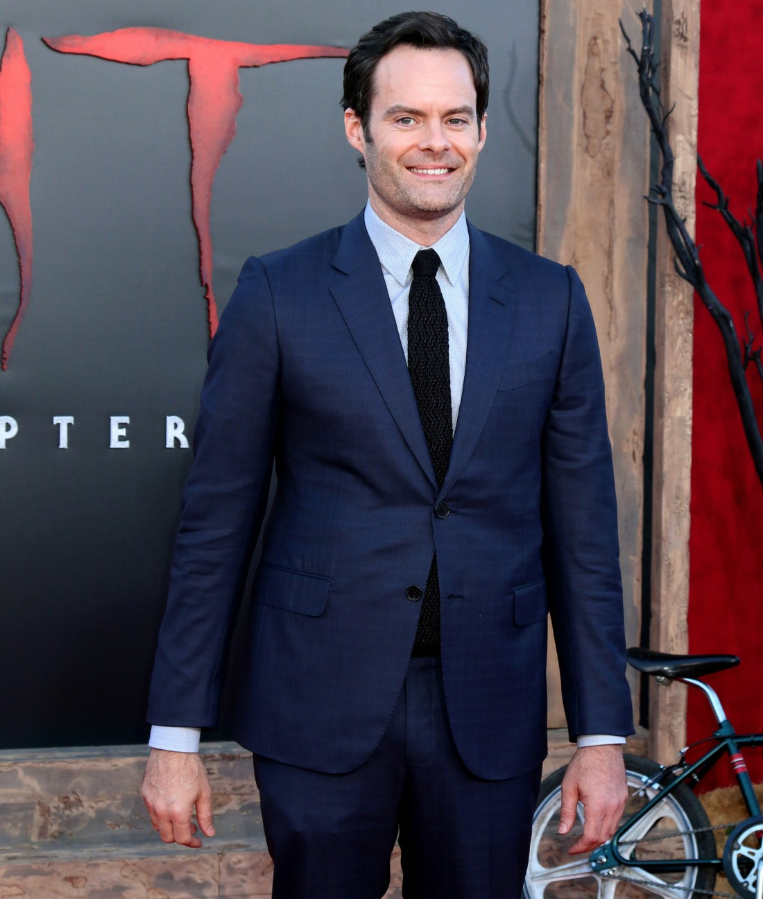 Bill Hader at arrivals for IT CHAPTER TW...