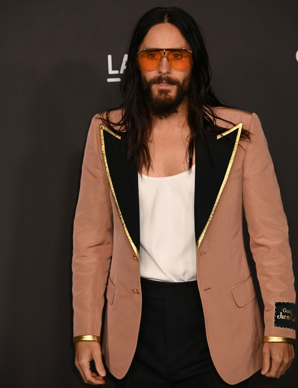 Jared Leto attends the 2019 LACMA Art + Film Gala at LACMA on November 02, 2019 in Los Angeles, California © J Graylock/jpistudios.com