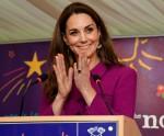 Britain's Catherine, Duchess of Cambridge, visits Nook Children's Hospice in Norfolk