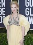Cate Blanchett attends the 77th Annual Golden Globe Awards at The Beverly Hilton Hotel on January 05, 2020 in Beverly Hills, California© Jill Johnson/jpistudios.com