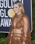 Gwyneth Paltrow attends the 77th Annual Golden Globe Awards at The Beverly Hilton Hotel on January 05, 2020 in Beverly Hills, California
