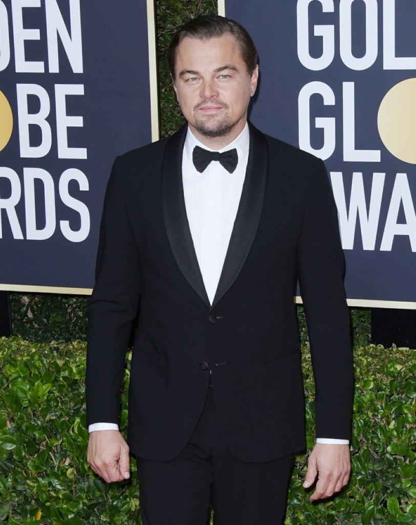 Leonardo DiCaprio attends the 77th Annual Golden Globe Awards at The Beverly Hilton Hotel on January 05, 2020 in Beverly Hills, California© Jill Johnson/jpistudios.com