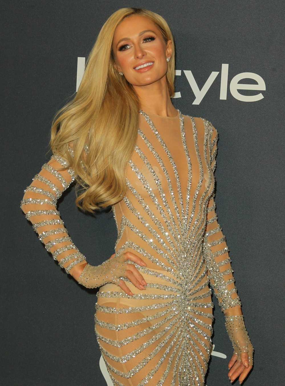 InStyle Golden Globes Party
