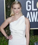 Reese Witherspoon attends the 77th Annual Golden Globe Awards at The Beverly Hilton Hotel on January 05, 2020 in Beverly Hills, California