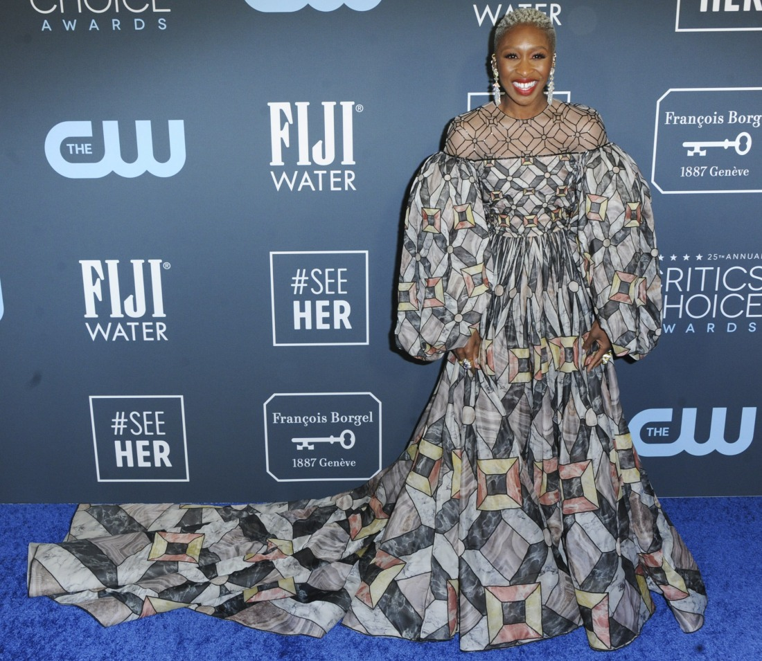 Cynthia Erivo at arrivals for The 25th A...