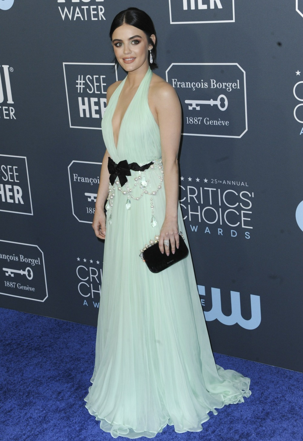 Lucy Hale at arrivals for The 25th Annua...