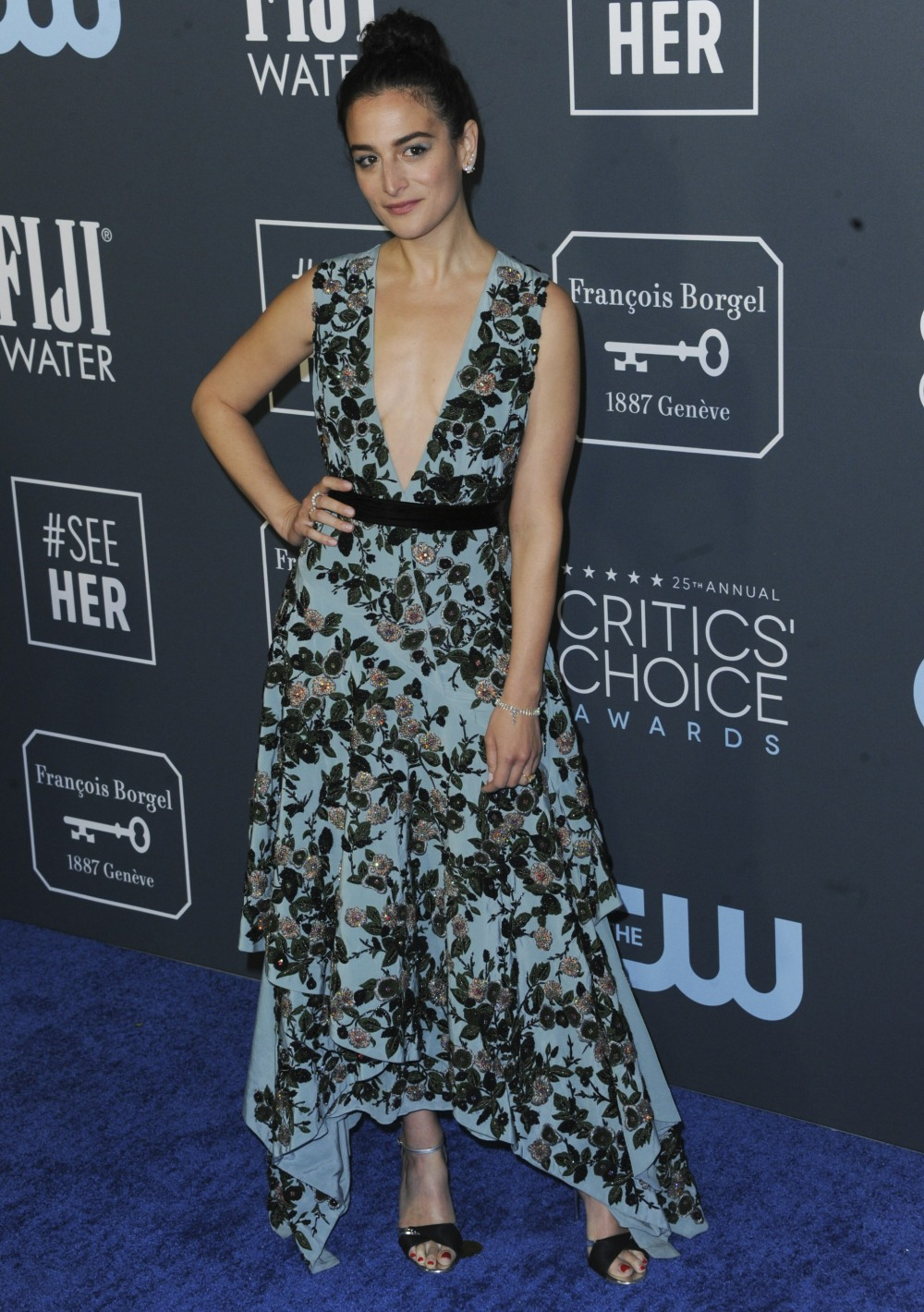 Jenny Slate at arrivals for The 25th Ann...