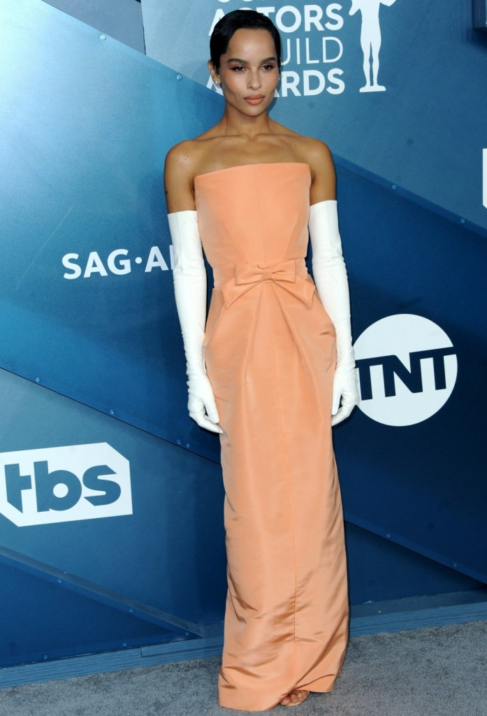Zoe Kravitz at arrivals for 26th Annual...
