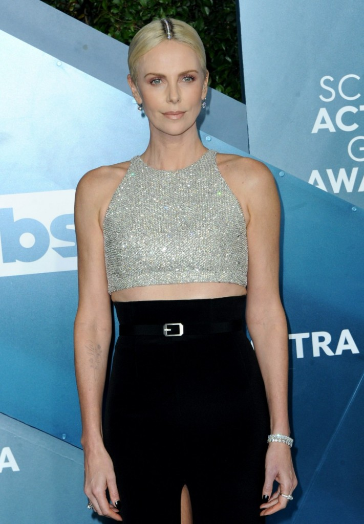 Charlize Theron at arrivals for 26th Ann...
