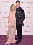 LeAnn Rimes, Eddie Cibrian at the 2020 MusiCares Person Of The Year Honoring Aerosmith at West Hall At Los Angeles Convention Center