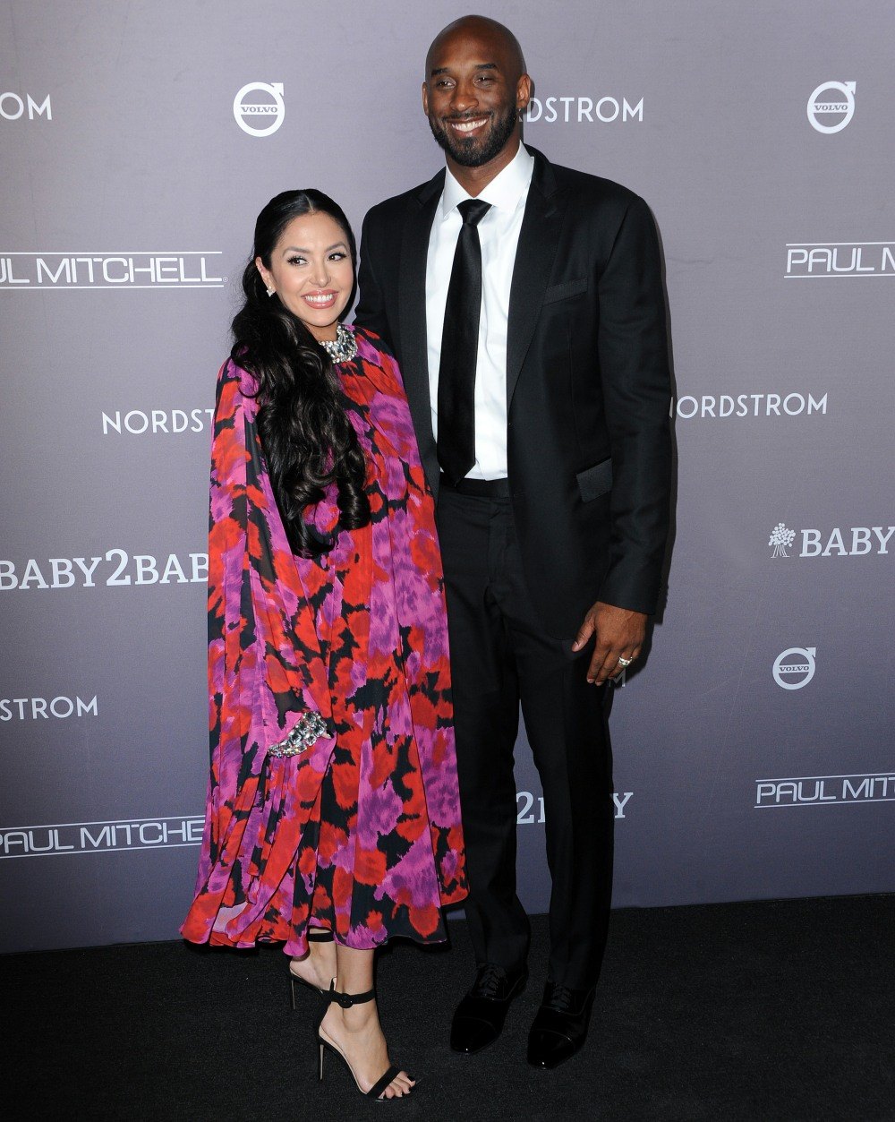 Vanessa Laine Bryant and Kobe Bryant at the 2019 Baby2Baby Gala Presented By Paul Mitchell held at the 3LABS in Culver City, USA on November 9, 2019.
