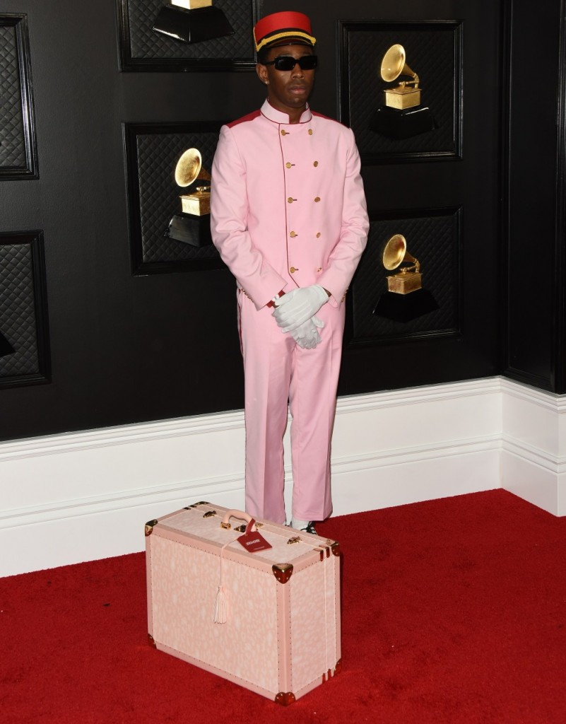 Tyler the Creator at arrivals for 62nd A...