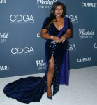 Mindy Kaling attends  the 22nd Costume Designers Guild Awards in Los Angeles