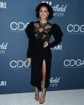 Nathalie Emmanuel attends  the 22nd Costume Designers Guild Awards in Los Angeles