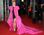 Florence Pugh at the 73rd British Academy Film Awards