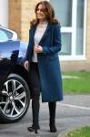 ケンブリッジ公爵夫人キャサリンがロンドンのLEYFを訪問