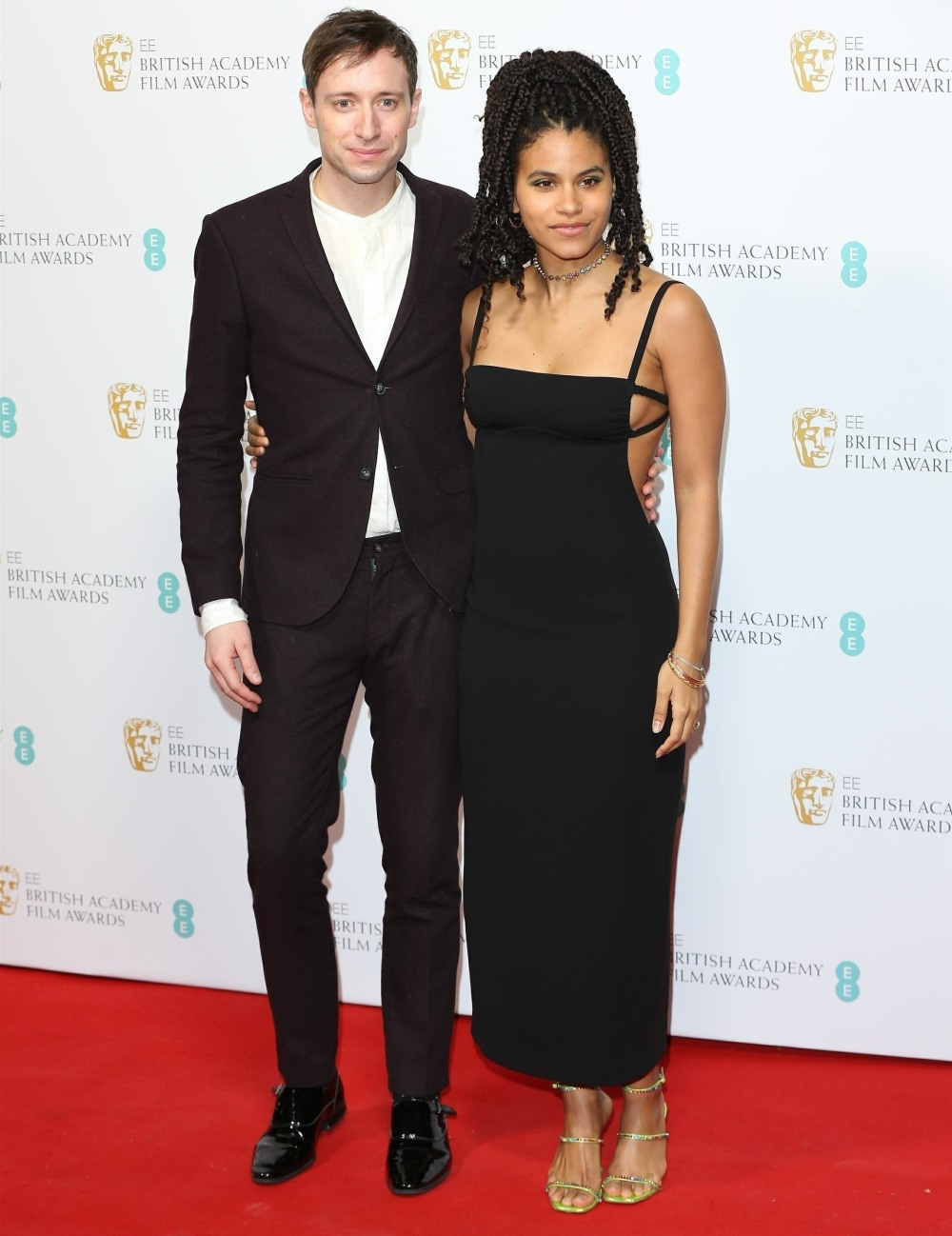 Celebrities attend EE British Academy Film Awards 2020 Nominees' Party in London