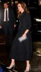 Duchess of Cambridge attends a special performance of Dear Evan Hansen