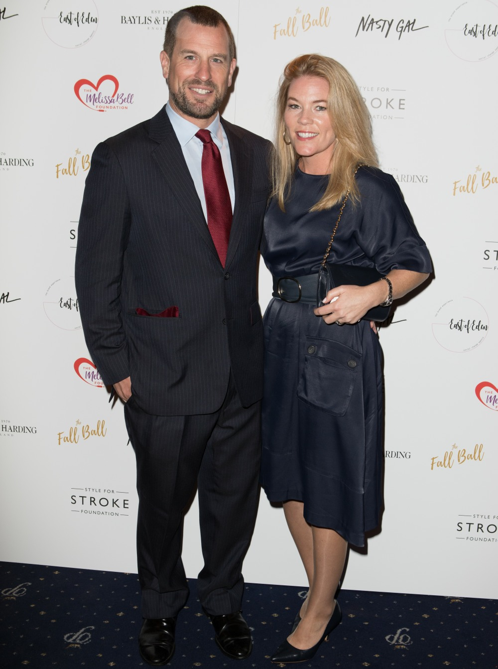 Style for Stroke Foundation: The Fall Ball