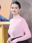 "Selena Gomez attends the world premiere of ""Dolittle"" at Regency Village Theatre on January 11, 2020 in Westwood, California© Jill Johnson/jpistudios.com"