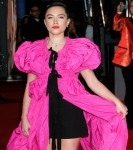 Florence Pugh attends the 2020 EE British Academy Film Awards on Sunday 2 February 2020