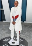 Lena Waithe arrives at the 2020 Vanity Fair Oscar Party held at the Wallis Annenberg Center for the...