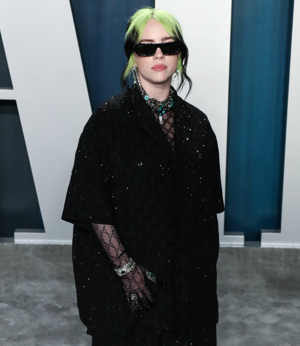 Billie Eilish's James Bond-theme song 'No Time To Die' is here: thoughts?