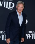 "Harrison Ford attendsThe premiere of ""The Call Of The Wild"" in Los Angeles"