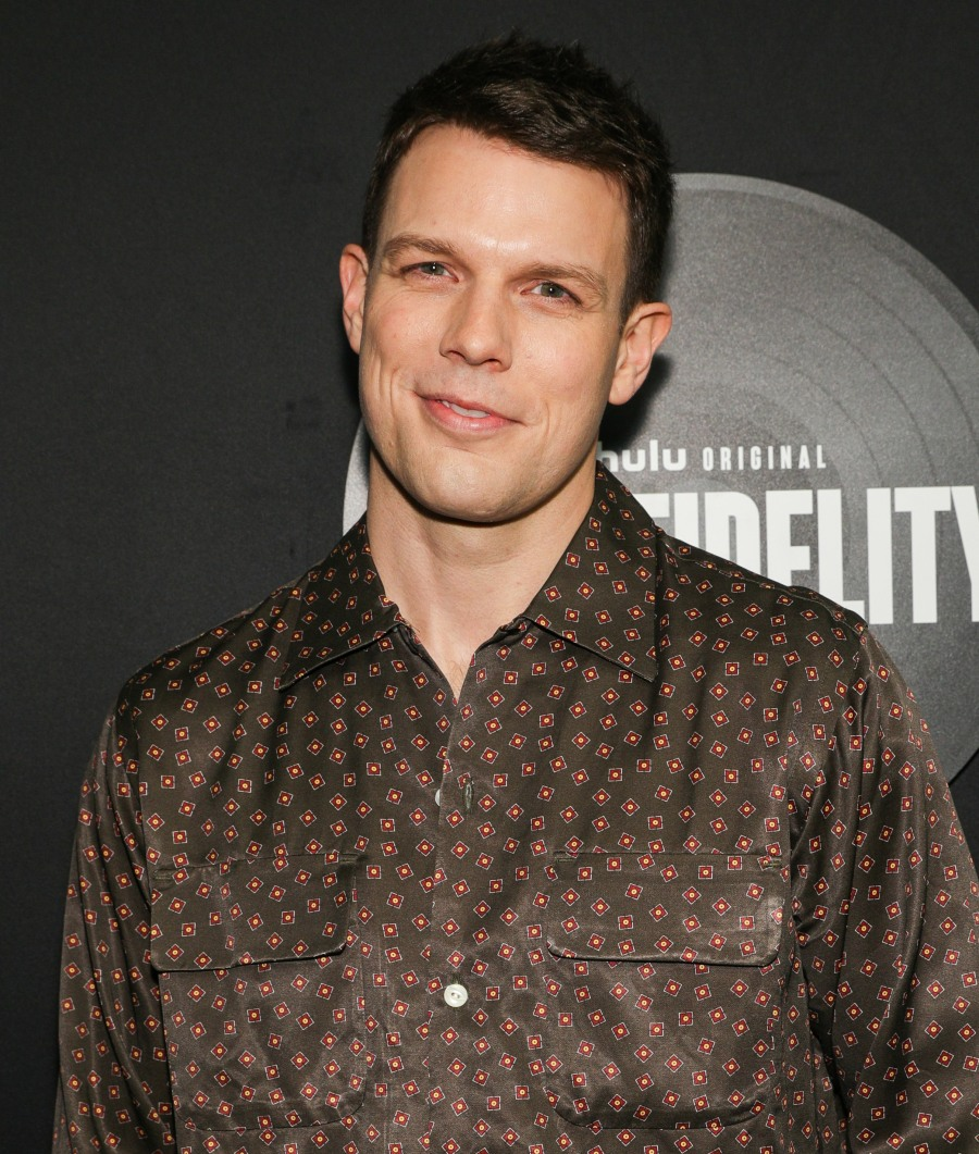 Jake Lacy at arrivals for HIGH FIDELITY...