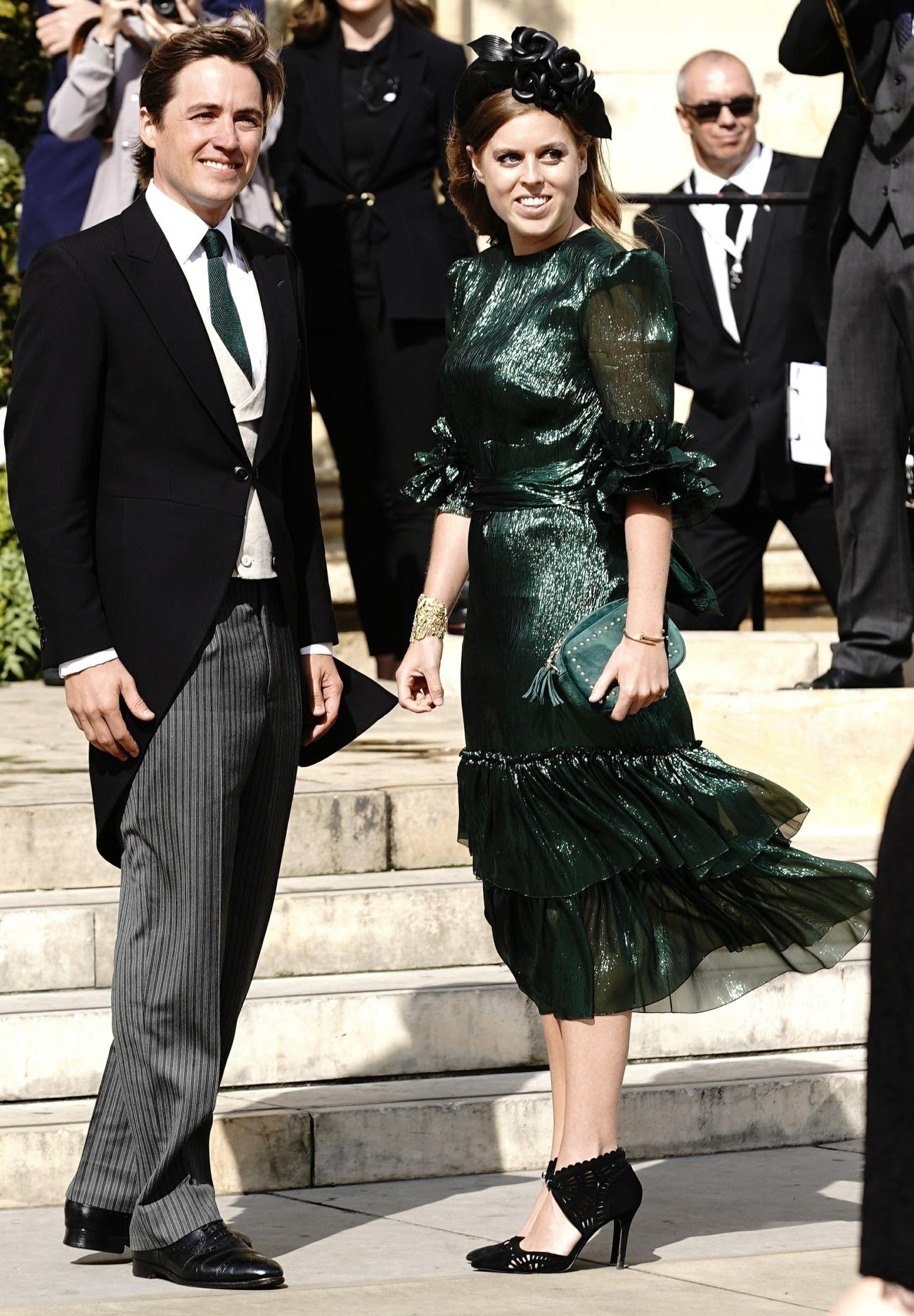 Le nozze di Ellie Goulding e Caspar Jopling - Avvistamenti di celebrità