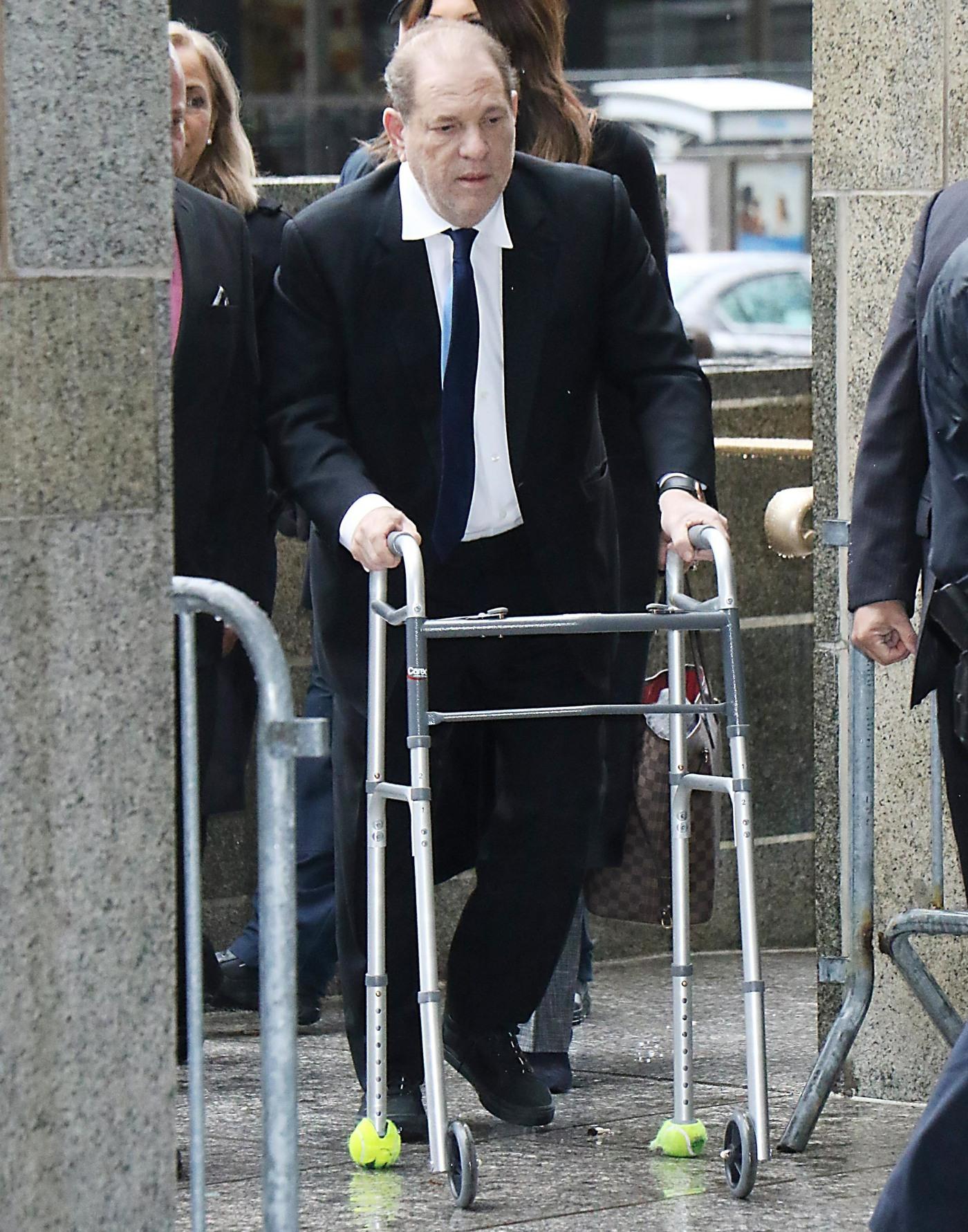 Harvey Weinstein posts new bond to ensure he won't flee sexual assault trial