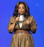 Oprah Winfrey speaks at her 2020 Vision Your Life In Focus Tour