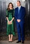 Il duca e la duchessa di Cambridge visitano la Guinness Storehouse a Dublino