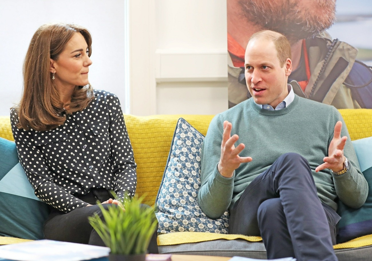 The Duke and Duchess of Cambridge visit Ireland on day 2 of their visit