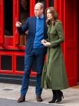 Il duca e la duchessa di Cambridge visitano l'Irlanda, giorno 3, a Galway