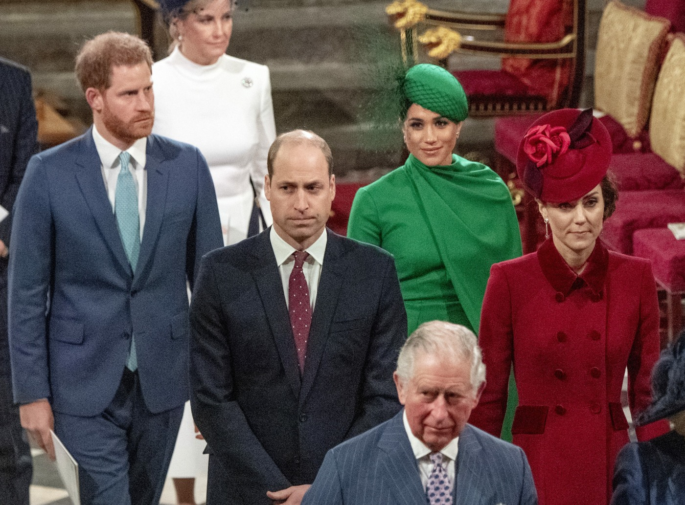 09-03-2020 Celebrazioni del Commonwealth Day Abbazia di Westminster 2020